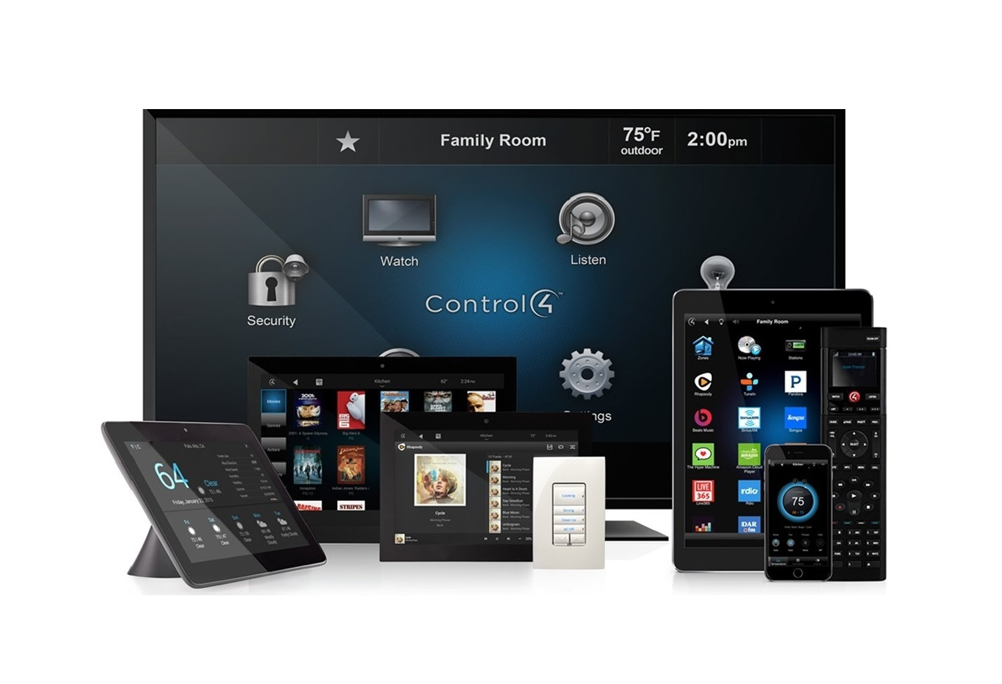 Gvr Groups Smart Home Automation Security Solutions
